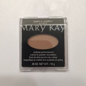 Mary Kay ivory 5 creme to powder foundation.